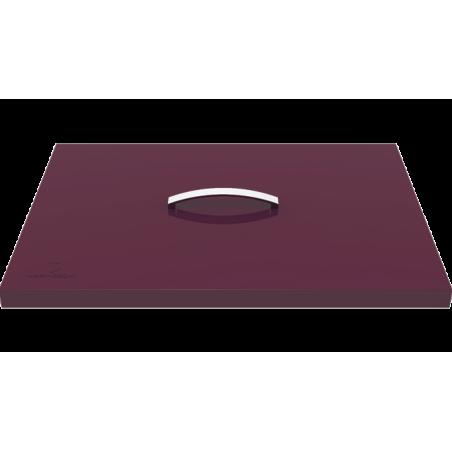 Couvercle de protection pour plancha violet 1