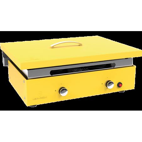Couvercle de protection pour plancha jaune 3