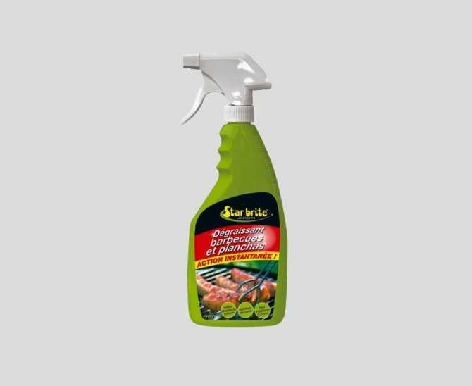 Reinigungsspray für den Plancha-Grill ☀ Verycook