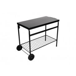 Table en métal pour plancha ☀ Verycook