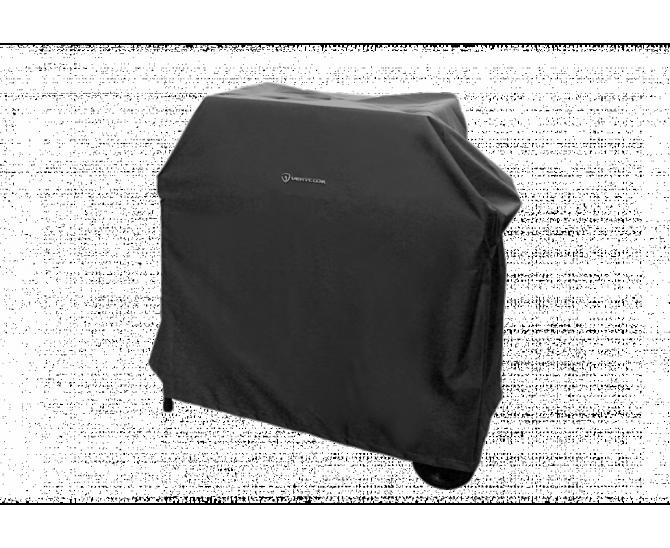 Schutzhülle für Plancha-Grill mit Servier- & Grillwagen ☀ Verycook